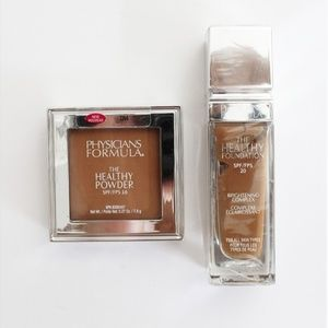 SALE!  NEW PHYSICIAN FORMULA FOUNDATION & POWDER